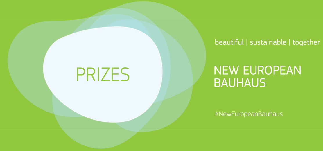 2021 New European Bauhaus Prize - apply by 31 May 2021!
