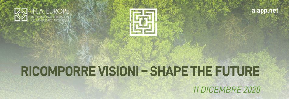 """AIAPP Italy Conference """"Reconstructing Visions - Shape the Future"""""""