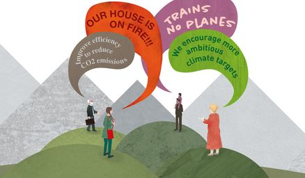 Online Conference on Climate Change Communication, 30 June - 1 July 2020, register before 14 June!