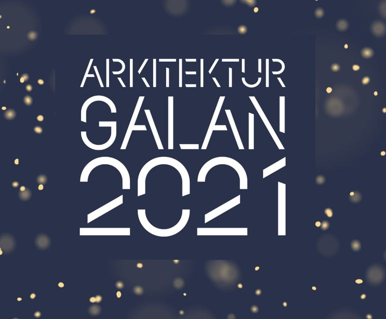 Architect Sweden's Gala 2021 on 25 March, 14:00-17:00