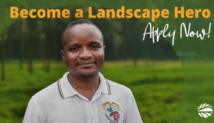 Landscape Heroes Competition - Be the next Global Landscape Hero