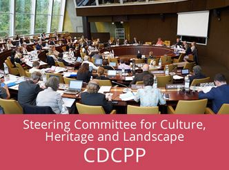 On-line Meeting of the CoE Steering Committee for Culture, Heritage and Landscape (CDCPP) took place on 30 June 2020!
