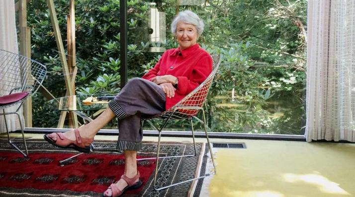 Cornelia Hahn Oberlander 20 June 1921 – 22 May 2021