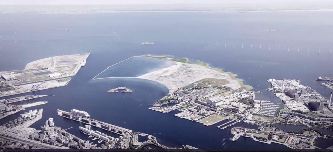 """2020 Pecha Kucha from Denmark: """"Lynetteholm in Copenhagen. Which footprints in the Landscape?"""""""