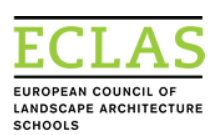 ECLAS - European Council of Landscape Architecture Schools