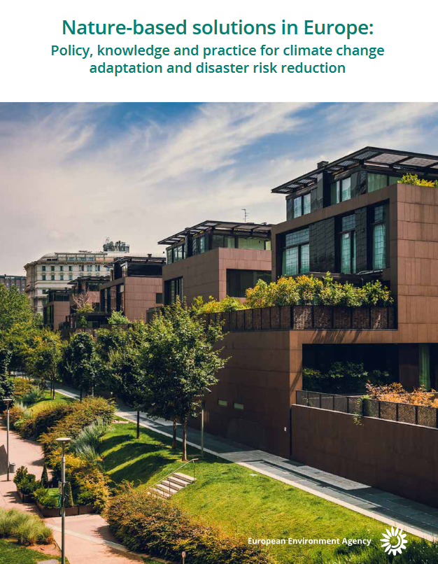 European Environment Agency Report: Nature-based solutions should play increased role in tackling climate change