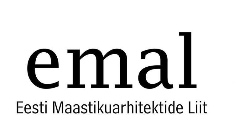 EMAL Eesti Maastikuarhitektide Liit - Estonian Landscape Architects' Union