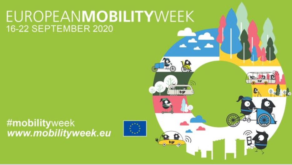 Registration for EUROPEAN MOBILITY WEEK 2020 now open!
