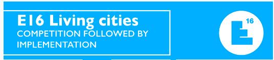 "EUROPAN 16 Competition ""Living Cities Metabolic Vitalities - Inclusive Vitalities"""