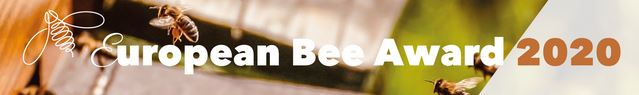 European Bee Award 2020 - Applications are open until 4 September 2020!