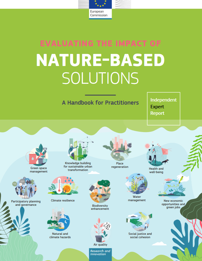 Evaluating the impact of nature-based solutions - handbook for practitioners!