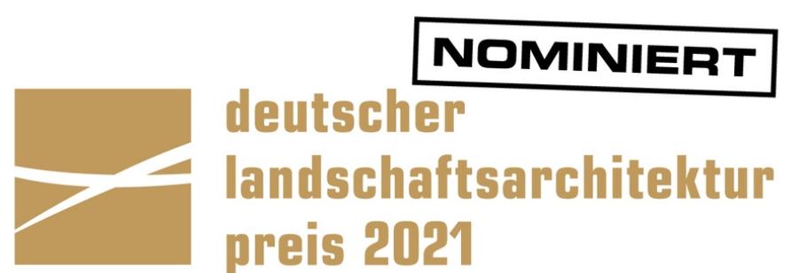 German Landscape Architecture Award 2021!