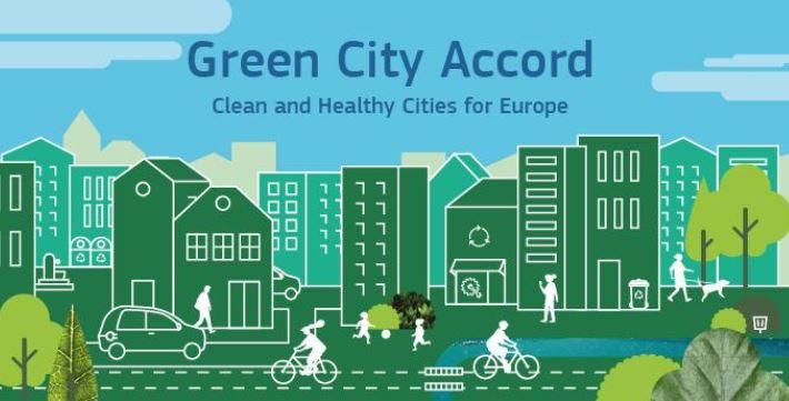 Green City Accord - A European Commission initiative to make cities greener, cleaner and healthier!