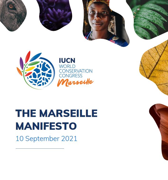 IUCN issues Marseille Manifesto