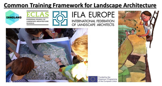 Re-view the presentation and recordings of InnoLAND May 7 session on building a CTF for Landscape Architecture