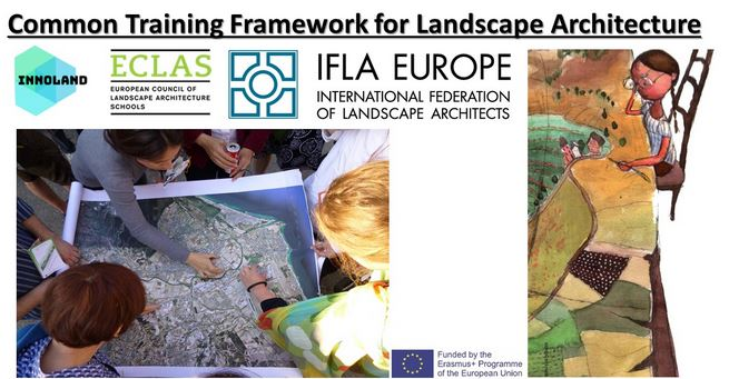 InnoLAND: Impact of Sustainability Development Goals and EU Policies on Landscape Architecture Profession and Education