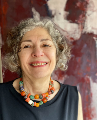 Dr. Jala Makhzoumi is the laureate of the 2021 Sir Geoffrey Jellicoe Award