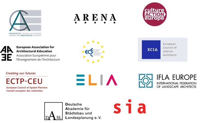 New European Bauhaus Collective (NEBC) official partner of the EC New European Bauhaus Initiative!
