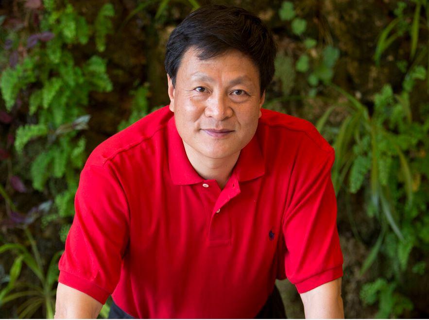 Sir Geoffrey Jellicoe awardee 2020 Kongjian Yu