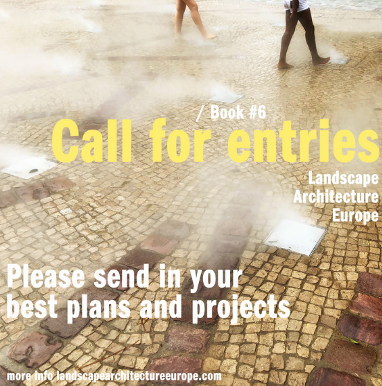 Call for entries LAE#6 - Closing date for submissions: 17 April 2020!
