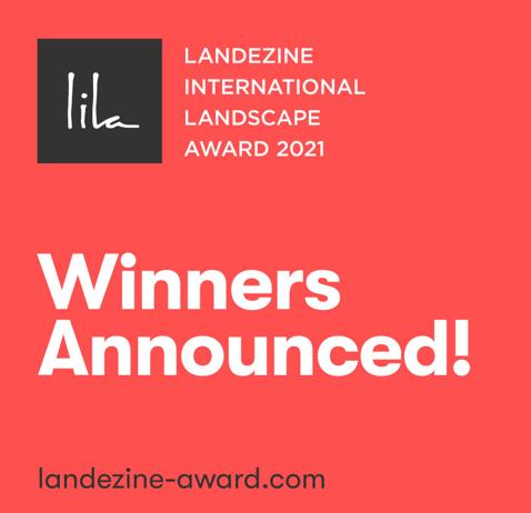 LILA – Landezine International Landscape Award 2021 announced!