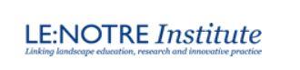 LE:Notre: Landscape Online Seminars!