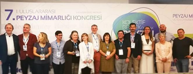 Med_Net at IFLA Europe Gen Assembly Antalya 2019