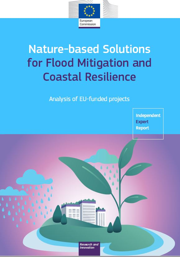 Nature-based solutions for flood mitigation and coastal resilience Analysis of EU-funded projects