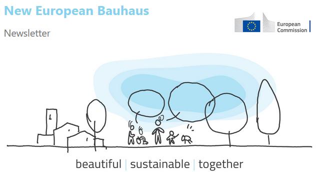 New European Bauhaus Newsletter July 2021
