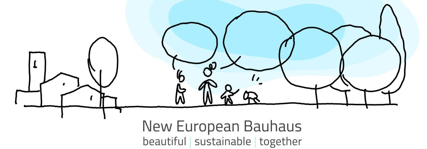 New European Bauhaus team organises series of information sessions!