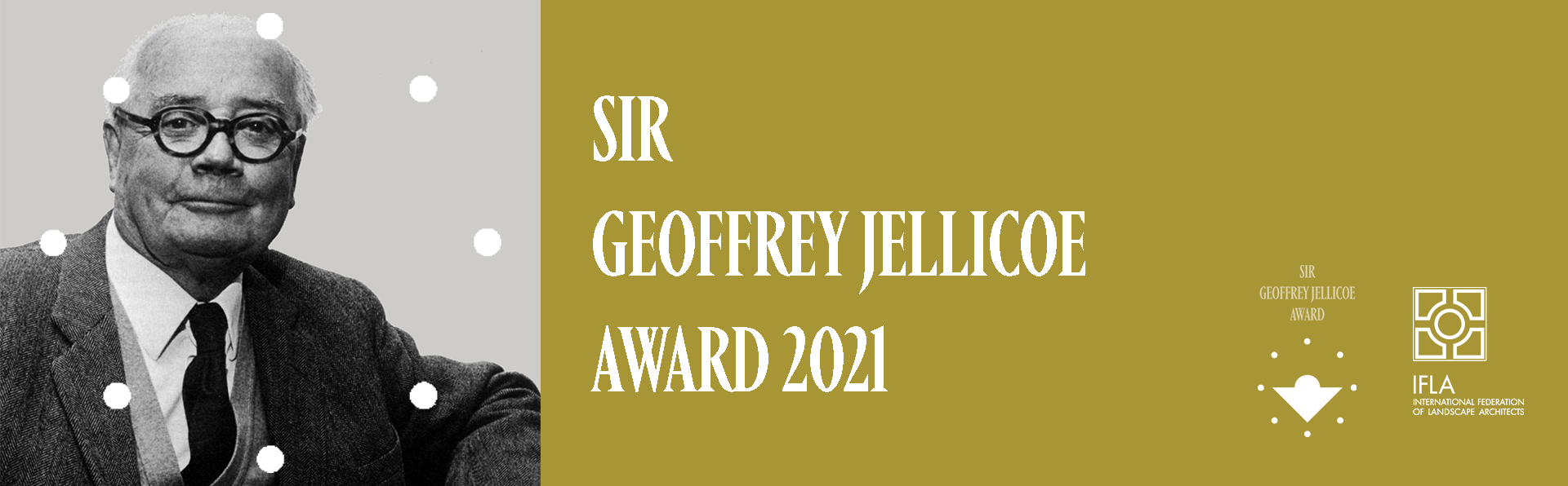 2021 Sir Geoffrey Jellicoe Award is open - deadline 31 May 2021!