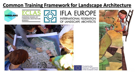 News from InnoLAND project: Paper on Common Training Framework at ECLAS Stop and Think Conference