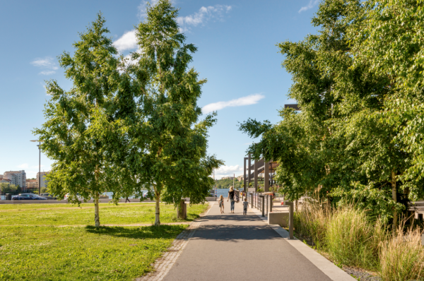 Kristinberg park photo 2